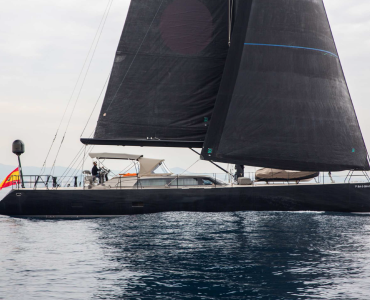 Luxury Sailing yacht Majorca & Ibiza Rental Northwind 72