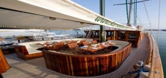 Eventos privados en barco en Barcelona