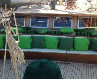 Eventos de empresa en barco