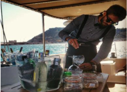 GIN TONIC CATAMARAN